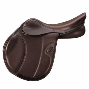 Pessoa Professional Covered Leather Buffalo Saddle