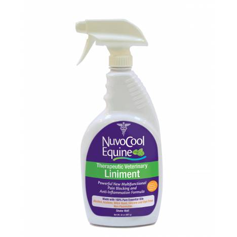 NuvoCool Equine Liniment Spray