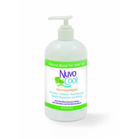 NuvoCool Human Gel With Pump