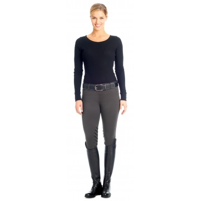 Ovation Ladies Celebrity Winter Knee Patch Breeches