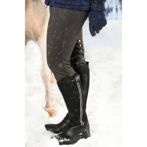 Ovation Celebrity Winter Knee Patch Breeches - Kids