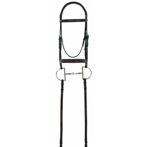 Camelot RCS Fancy Raised Bridle