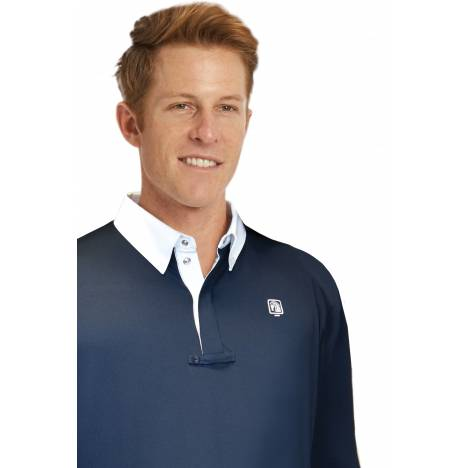 Romfh Long Sleeve Polo - Mens