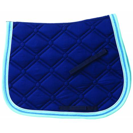Ovation Coolmax Diamonte Close Contact Saddle Pad
