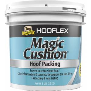 Absorbine Hooflex Magic Cushion Hoof Pack Bucket