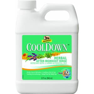Absorbine Cooldown Herbal After Workout Rinse