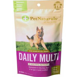 Pet Naturals Of Vermont Daily Multi Chews For Dogs