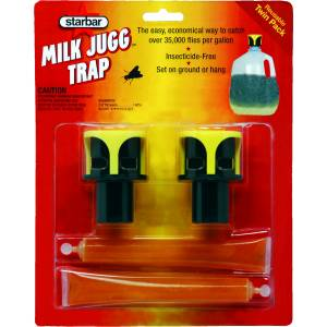 Starbar Milk Jugg Fly Trap - 2 Pack