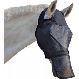 Ultrashield Fly Mask With Removable Nose - Without Ears