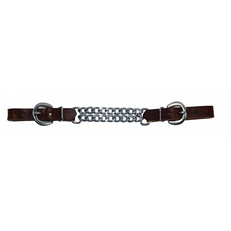 Reinsman Rosewood Double Curb Chain