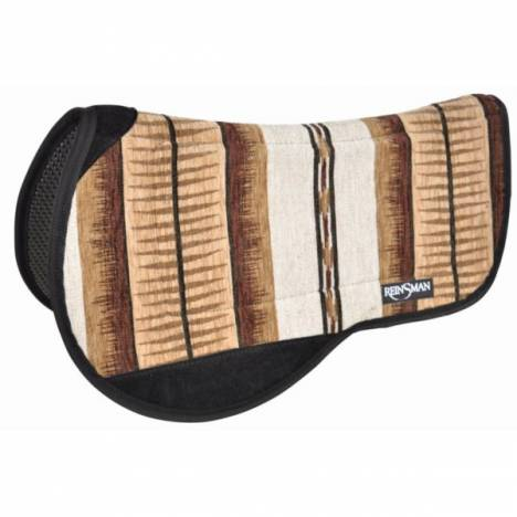 Reinsman Contoured Trail Pad - Fleece