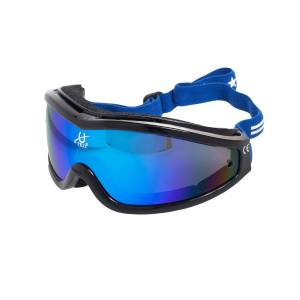 Finn Tack TKO R-Evolution Aerodynamic Polycarbonate Race Goggles
