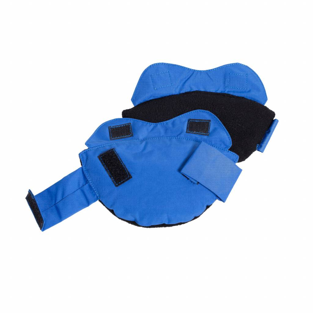 Finn-Tack Ear Muffs for trotting helmets 30216 and 30208 - Adult