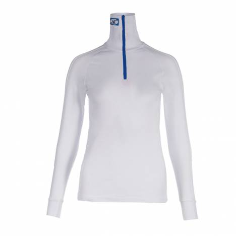 Finn Tack TKO Winter Microfleece High Neck Race Shirt - Ladies