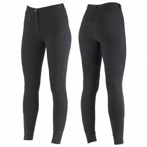 Horze Soft Knee Patch Breeches - Kids