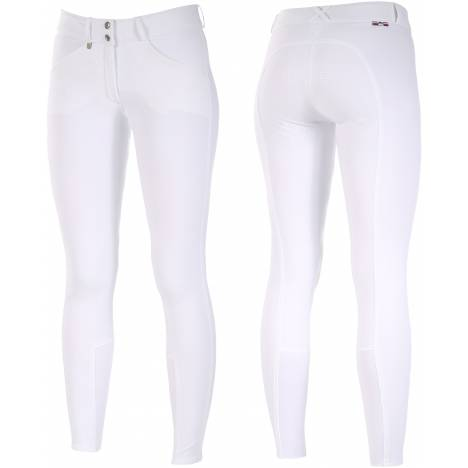 Horze Grand Prix Silicone Grip Full Seat Breeches - Ladies