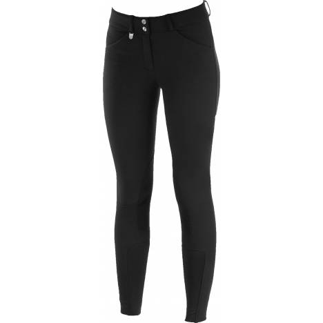 Horze Grand Prix Leather Knee Patch Breeches- Ladies