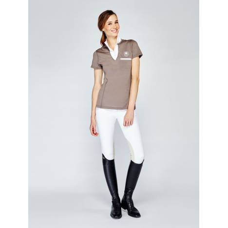 Asmar Vienna Merino Polo - Ladies