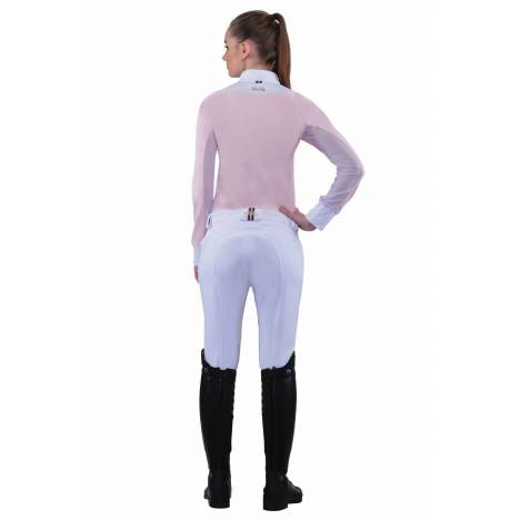 Equine Couture Maggie Show Shirt- Ladies, Long Sleeve