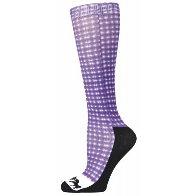 Equine Couture Amber Padded Boot Socks- Ladies