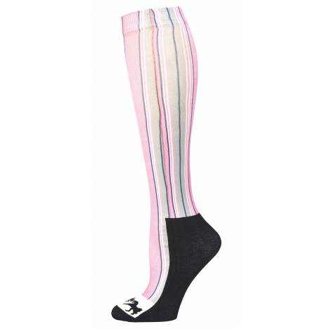 Equine Couture Isabel Padded Boot Socks-Ladies