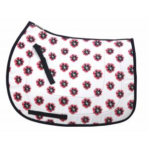 Equine Couture Carla Cool-Ride Saddle Pad-All Purpose