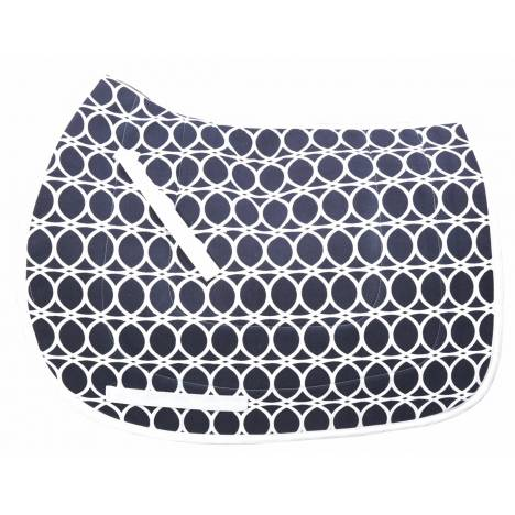 Equine Couture Cory Cool-Ride Saddle Pad- All Purpose