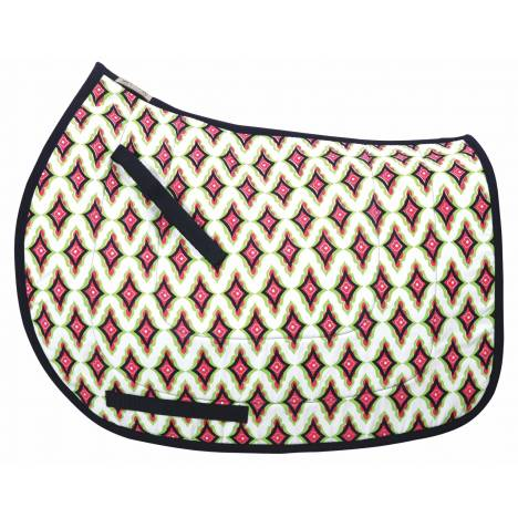Equine Couture Caylee Cool-Ride Saddle Pad-All Purpose