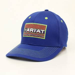 Ariat Mens Blanket Stitch Patch Logo Cap