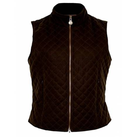 Outback Trading Quilted Vest - Ladies