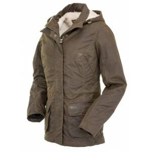 Outback Trading Adelaide Oilskin Jacket - Ladies