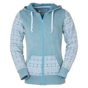 Outback Trading Chili Hoodie - Ladies