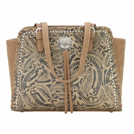 Bandana Trinity Trail Zip Top Tote