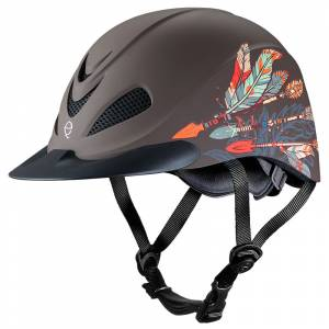Troxel Rebel Western Helmet - Arrow