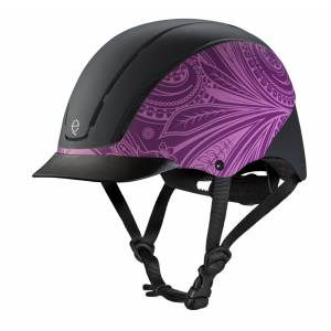 Troxel Spirit Low Profile Helmet - Boho