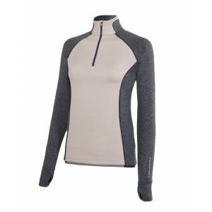 Noble Equestrian Athena Quarter Zip - Ladies