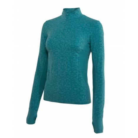 Noble Outfitters Revolution Seamless Long Sleeve Shirt - Ladies