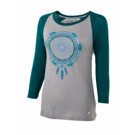 Noble Outfitters Vintage Dreamcatcher T-Shirt - Ladies