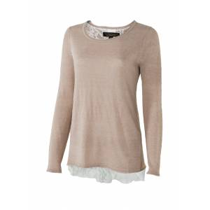 Noble Outfitters Tory Lace Sweater - Ladies