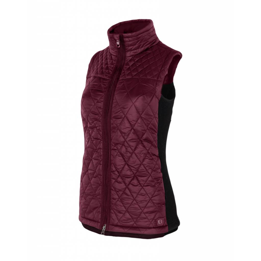 Noble Outfitters Classic Quilted Vest-Ladies