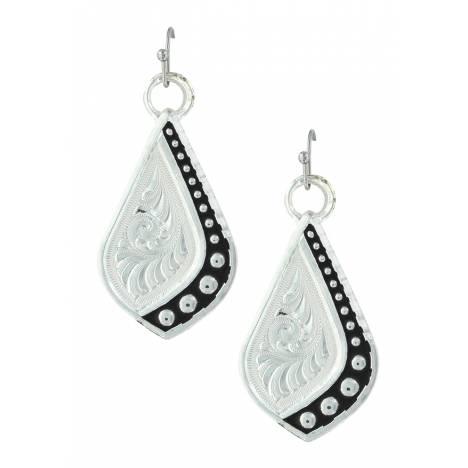 Montana Silversmiths The Path I Take Earrings