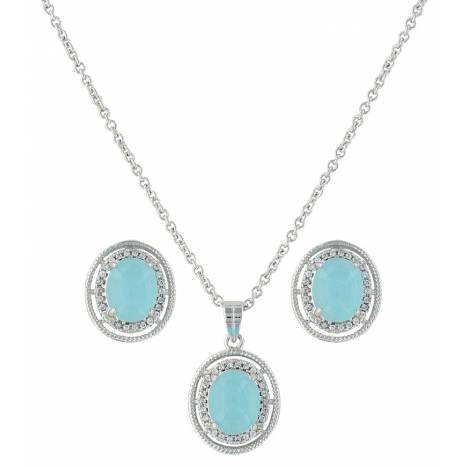 Montana Silversmiths Haloed Summer Skies Jewelry Set