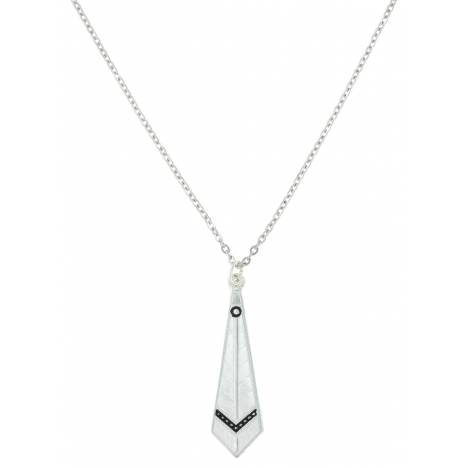 Montana Silversmiths Keen Feather Necklace