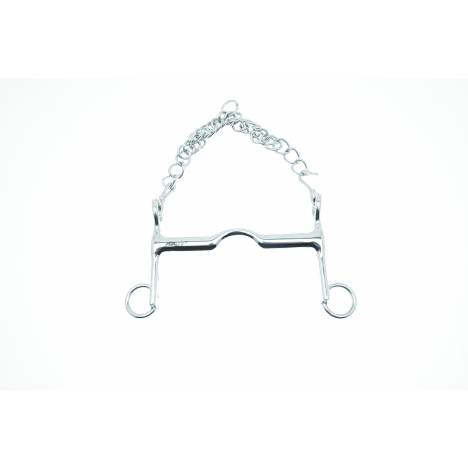 Metalab Stainless Steel Solid Thin Mouth Weymouth