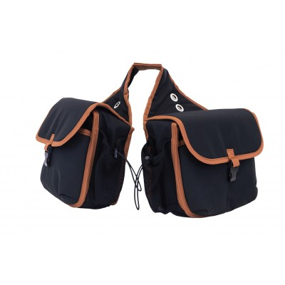 LamiCell Circle P Collection Deluxe Saddle Bag