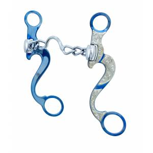 Metalab Conquistador Long Shank Port Chain Bit