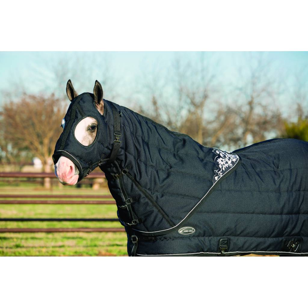 Lami-Cell Sterling Stable Hood