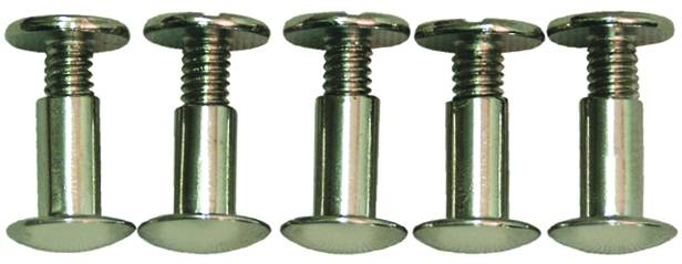 Action Chicago Screw Post & Screw Pack