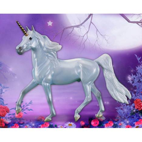Breyer Forthwind- Unicorn