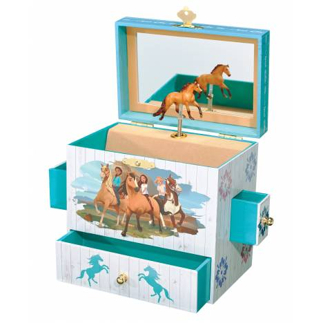 Breyer Spirit Musical Jewelry Box